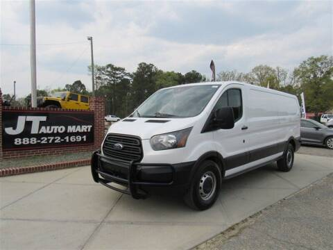 2017 Ford Transit Cargo for sale at J T Auto Group in Sanford NC