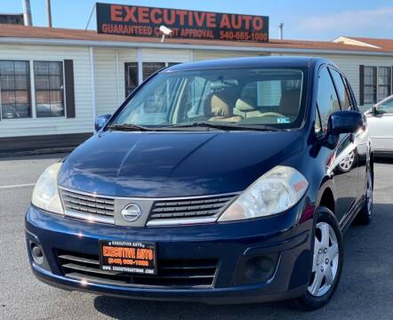 2007 Nissan Versa for sale at Executive Auto in Winchester VA
