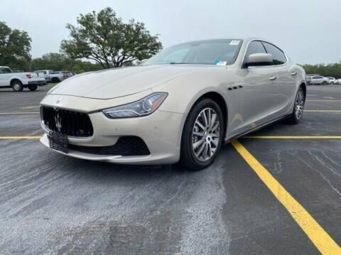 2014 Maserati Ghibli for sale at FDS Luxury Auto in San Antonio TX