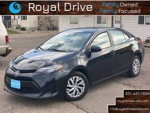 2018 Toyota Corolla for sale at Royal Drive in Newport MN