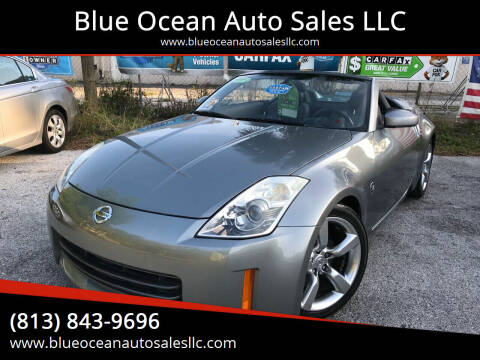 2006 Nissan 350Z for sale at Blue Ocean Auto Sales LLC in Tampa FL