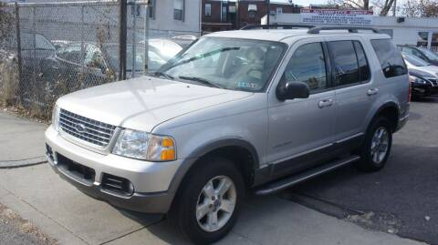 2004 Ford Explorer for sale at GM Automotive Group in Philadelphia PA