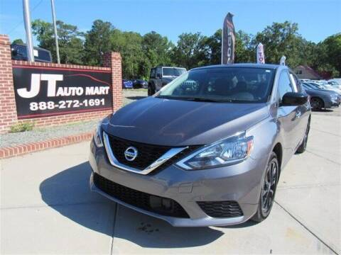 2018 Nissan Sentra for sale at J T Auto Group in Sanford NC