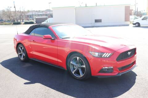 2015 Ford Mustang for sale at Auto Guia in Chamblee GA