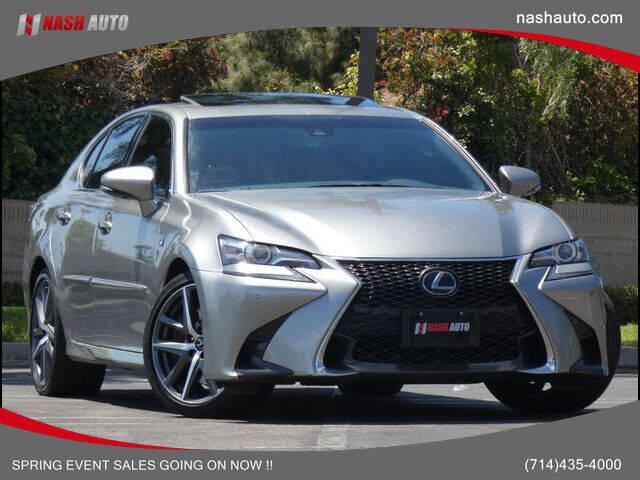 2018 Lexus GS 350 for sale in Costa Mesa, CA