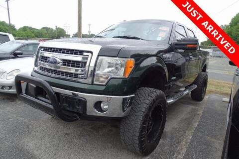 2013 Ford F-150 for sale at Brandon Reeves Auto World in Monroe NC
