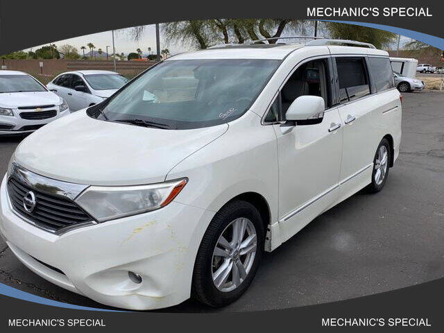 2012 Nissan Quest for sale at Liberty Cars and Trucks in Phoenix AZ