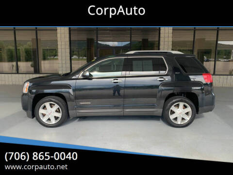 2011 GMC Terrain for sale at CorpAuto in Cleveland GA