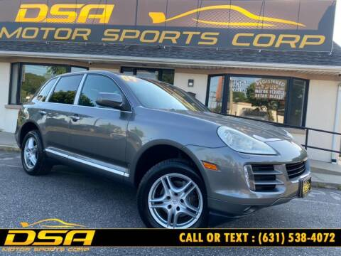 2009 Porsche Cayenne for sale at DSA Motor Sports Corp in Commack NY