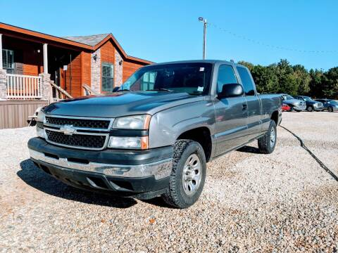 2006 Chevrolet Silverado 1500 for sale at Delta Motors LLC in Jonesboro AR