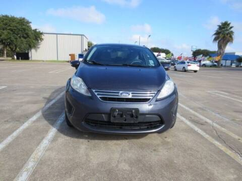 2013 Ford Fiesta for sale at MOTORS OF TEXAS in Houston TX