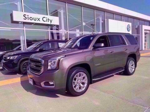 2016 GMC Yukon for sale at Jensen's Dealerships in Sioux City IA