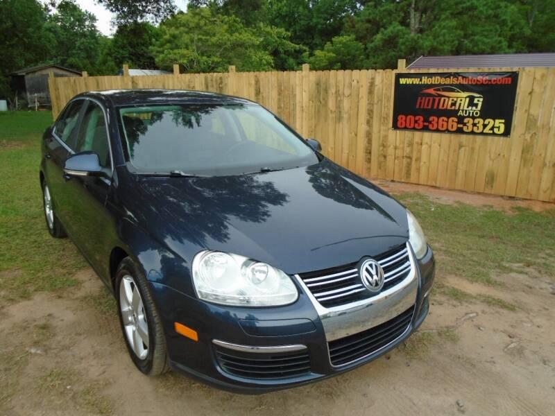 2008 Volkswagen Jetta for sale at Hot Deals Auto LLC in Rock Hill SC