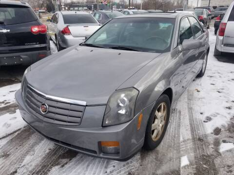 2006 Cadillac CTS for sale at D & D All American Auto Sales in Mt Clemens MI