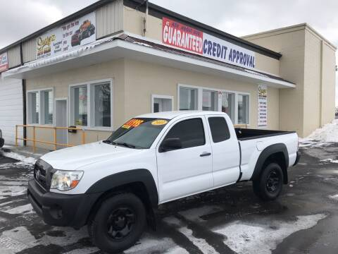 2011 Toyota Tacoma for sale at Suarez Auto Sales in Port Huron MI