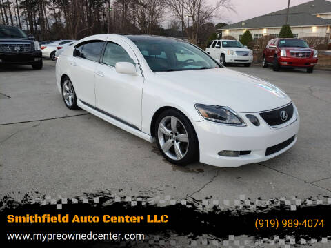 2007 Lexus GS 350 for sale at Smithfield Auto Center LLC in Smithfield NC