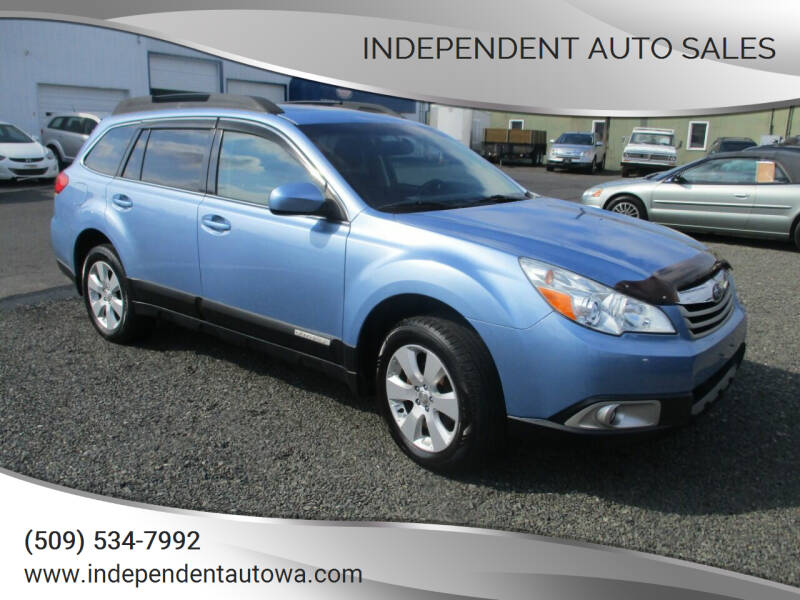 2011 Subaru Outback for sale at Independent Auto Sales in Spokane Valley WA