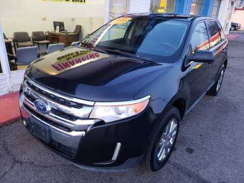 2011 Ford Edge for sale at AutoMotion Sales in Franklin OH