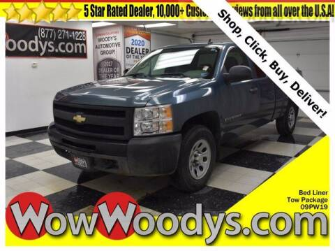 2009 Chevrolet Silverado 1500 for sale at WOODY'S AUTOMOTIVE GROUP in Chillicothe MO