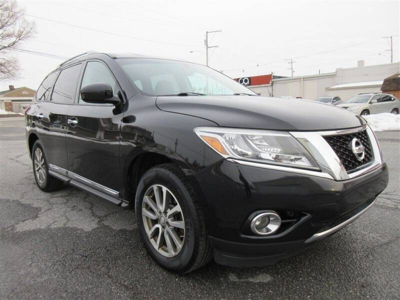 2014 Nissan Pathfinder for sale at Cam Automotive LLC in Lancaster PA