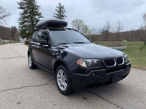 2005 BMW X3 for sale at 100% Auto Wholesalers in Attleboro MA