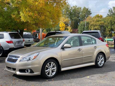 2014 Subaru Legacy for sale at North Imports LLC in Burnsville MN