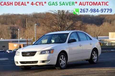 2006 Hyundai Sonata for sale at T CAR CARE INC in Philadelphia PA