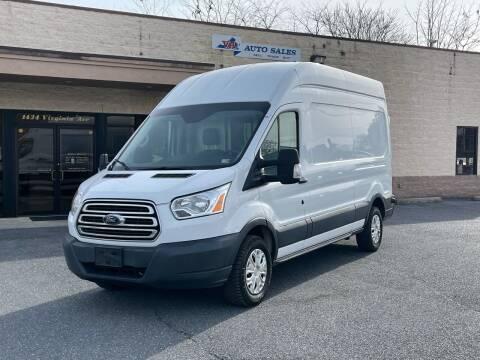 2016 Ford Transit Cargo for sale at Va Auto Sales in Harrisonburg VA