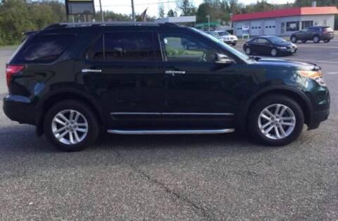 2013 Ford Explorer for sale at Techno Motors in Danbury CT