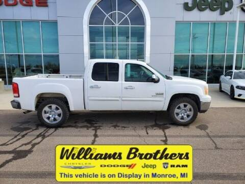 2010 GMC Sierra 1500 for sale at Williams Brothers - Pre-Owned Monroe in Monroe MI