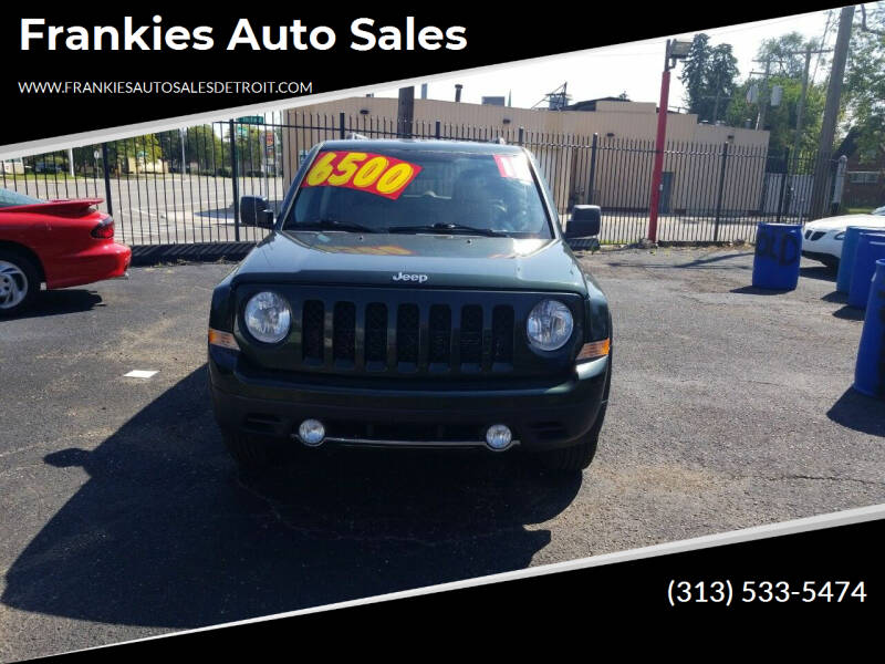 2011 Jeep Patriot for sale at Frankies Auto Sales in Detroit MI