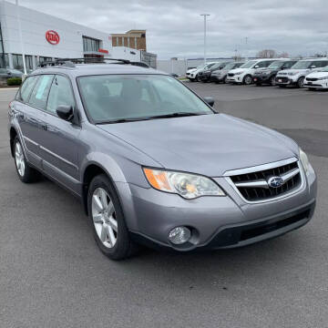 2009 Subaru Outback for sale at American & Import Automotive in Cheektowaga NY