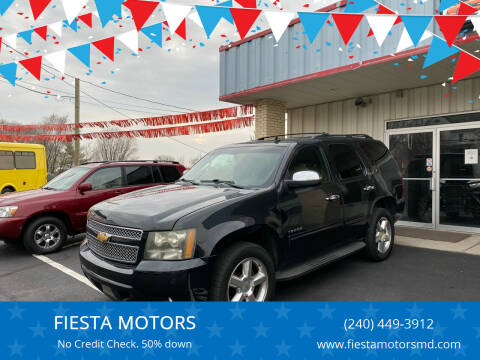 2011 Chevrolet Tahoe for sale at FIESTA MOTORS in Hagerstown MD