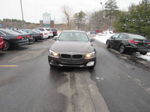 2013 BMW 3 Series for sale at Heritage Truck and Auto Inc. in Londonderry NH