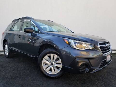2018 Subaru Outback for sale at Planet Cars in Berkeley CA