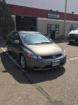 2006 Honda Civic for sale at Specialty Auto Wholesalers Inc in Eden Prairie MN