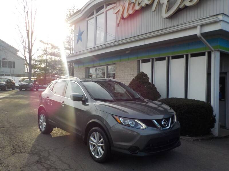 2017 Nissan Rogue Sport for sale at Nicky D's in Easthampton MA