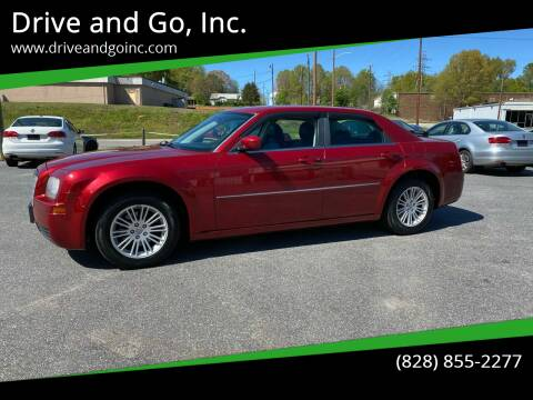 2008 Chrysler 300 for sale at Drive and Go, Inc. in Hickory NC