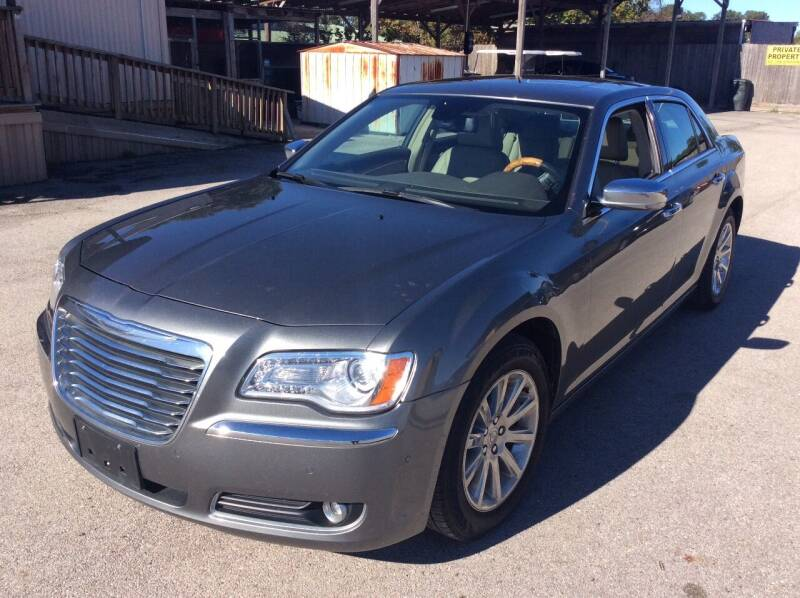 2012 Chrysler 300 for sale at OASIS PARK & SELL in Spring TX