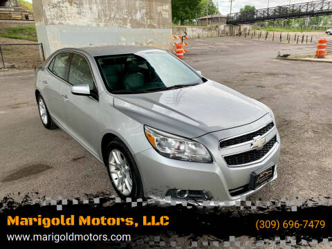2013 Chevrolet Malibu for sale at Marigold Motors, LLC in Pekin IL