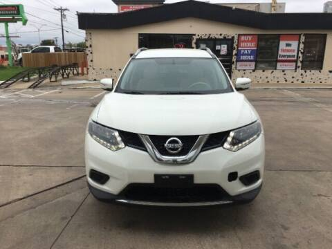 2014 Nissan Rogue for sale at Auto Limits in Irving TX