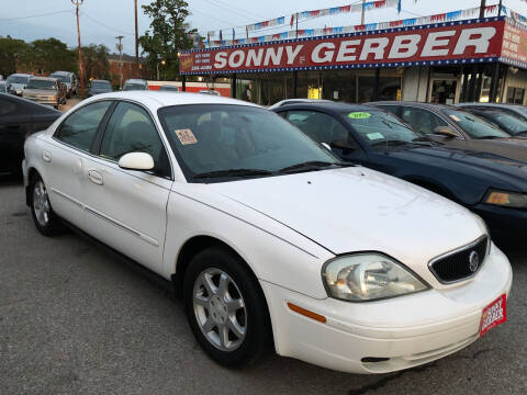 2002 Mercury Sable for sale at Sonny Gerber Auto Sales in Omaha NE