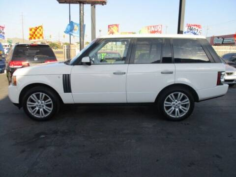 2010 Land Rover Range Rover for sale at CAR SOURCE OKC in Oklahoma City OK