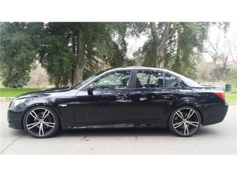 2006 BMW 5 Series for sale at KARS R US in Modesto CA
