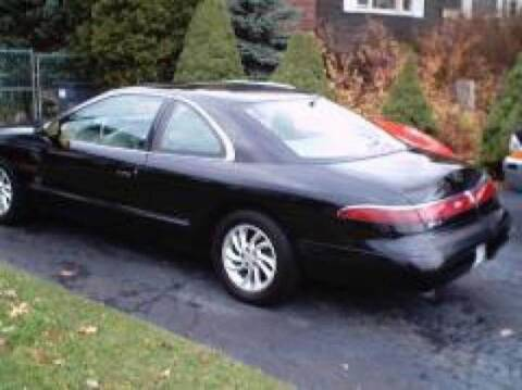 1995 Lincoln Mark VIII for sale at CAR  HEADQUARTERS in New Windsor NY