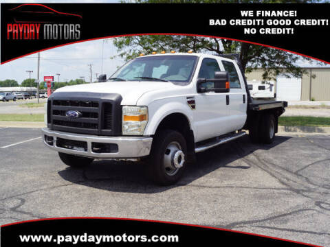 2009 Ford F-350 Super Duty for sale at Payday Motors in Wichita KS