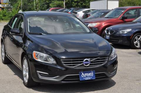 2014 Volvo S60 for sale at Amati Auto Group in Hooksett NH