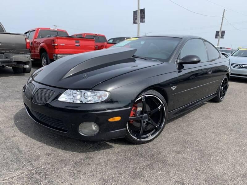 2004 Pontiac GTO for sale at Superior Auto Mall of Chenoa in Chenoa IL