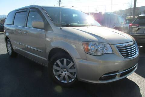 2014 Chrysler Town and Country for sale at Tilleys Auto Sales in Wilkesboro NC