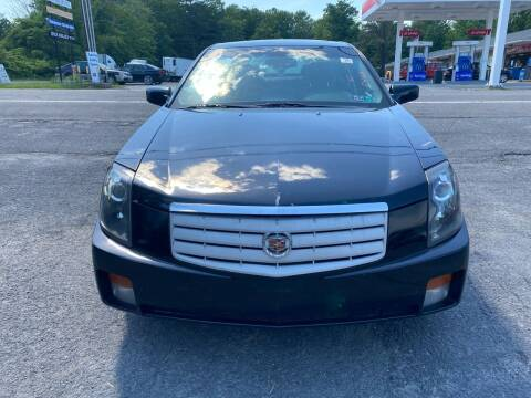 2007 Cadillac CTS for sale at 390 Auto Group in Cresco PA